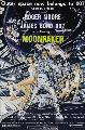 Moonraker - 27 x 40 Movie Poster - Australian Style A