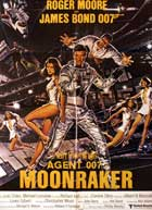 Moonraker - 27 x 40 Movie Poster - Danish Style A