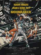 Moonraker - 11 x 17 Movie Poster - French Style A