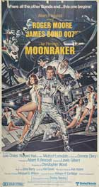 Moonraker - 20 x 40 Movie Poster - Style A