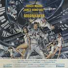Moonraker - 30 x 30 Movie Poster - Style A