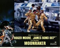 Moonraker - 11 x 14 Movie Poster - Style D