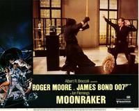 Moonraker - 11 x 14 Movie Poster - Style E
