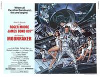 Moonraker - 11 x 14 Movie Poster - Style I