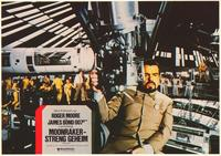 Moonraker - 11 x 14 Poster German Style G