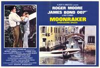 Moonraker - 11 x 14 Poster Italian Style A