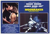 Moonraker - 11 x 14 Poster Italian Style C