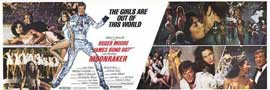Moonraker - 20 x 50 Movie Poster - Style B