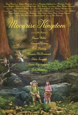Moonrise Kingdom - 27 x 40 Movie Poster - Style A