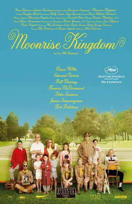 Moonrise Kingdom - 11 x 17 Movie Poster - Style C