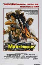 Moonrunners - 27 x 40 Movie Poster - Style B