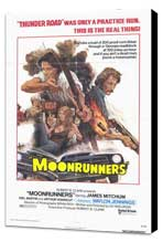 Moonrunners - 27 x 40 Movie Poster - Style A - Museum Wrapped Canvas
