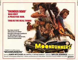 Moonrunners - 11 x 14 Movie Poster - Style A