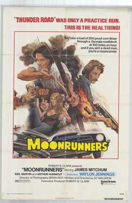 Moonrunners - 11 x 17 Movie Poster - Style A