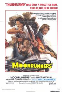 Moonrunners - 27 x 40 Movie Poster - Style A