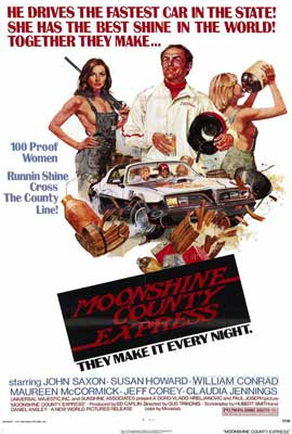 Moonshine County Express - 27 x 40 Movie Poster - Style A