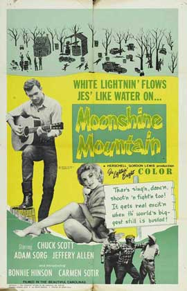 Moonshine Mountain - 11 x 17 Movie Poster - Style A