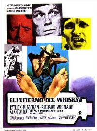 Moonshine War - 11 x 17 Movie Poster - Spanish Style A