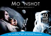 Moonshot (TV) - 11 x 17 Movie Poster - German Style A