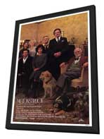 Moonstruck - 11 x 17 Movie Poster - Style C - in Deluxe Wood Frame