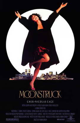 Moonstruck - 11 x 17 Movie Poster - Style A