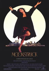 Moonstruck - 43 x 62 Movie Poster - Bus Shelter Style A