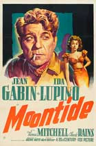 Moontide - 27 x 40 Movie Poster - Style A