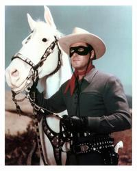 Clayton Moore - Celebrity Photos - 8 x 10 Color Photo #1