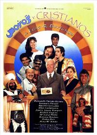 Moors and Christians - 11 x 17 Movie Poster - Spanish Style A