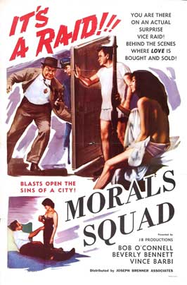 Morals Squad - 27 x 40 Movie Poster - Style A