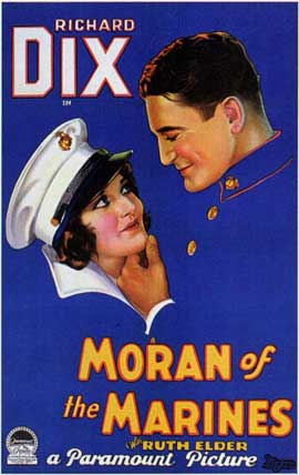 Moran of the Marines - 11 x 17 Movie Poster - Style A