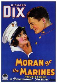 Moran of the Marines - 43 x 62 Movie Poster - Bus Shelter Style A