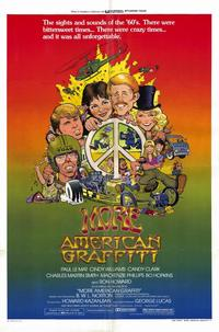 More American Graffiti - 11 x 17 Movie Poster - Style A