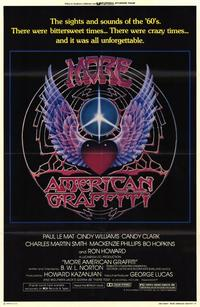 More American Graffiti - 11 x 17 Movie Poster - Style B