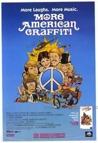 More American Graffiti - 27 x 40 Movie Poster - Style C