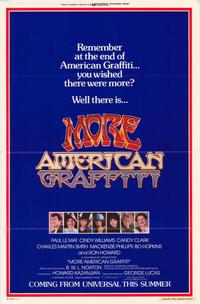 More American Graffiti - 27 x 40 Movie Poster - Style D