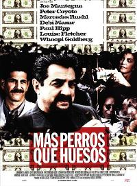 More Dogs Than Bones - 43 x 62 Movie Poster - Spanish Style A