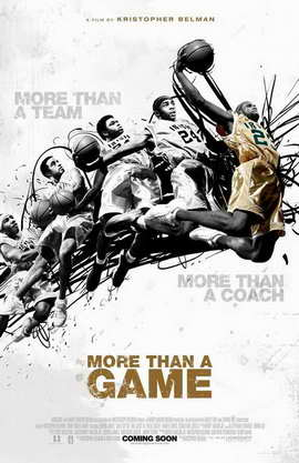 More Than a Game - 11 x 17 Movie Poster - Style A
