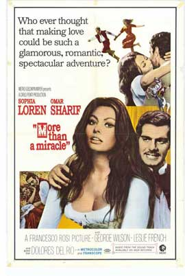 More Than a Miracle - 27 x 40 Movie Poster - Style A
