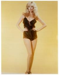 Morgan Fairchild - 8 x 10 Color Photo #1