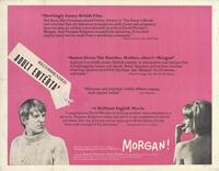 Morgan: A Suitable Case for Treatment - 11 x 14 Movie Poster - Style A