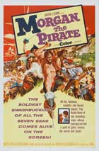 Morgan, the Pirate - 27 x 40 Movie Poster - Style A