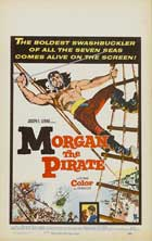 Morgan, the Pirate - 11 x 17 Movie Poster - Style B