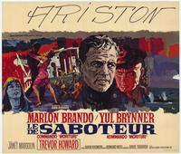 Morituri - 11 x 17 Movie Poster - Belgian Style A
