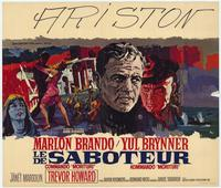 Morituri - 27 x 40 Movie Poster - Belgian Style A