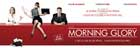 Morning Glory - 14 x 36 Movie Poster - French Style A