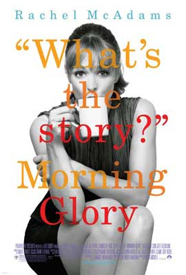 Morning Glory - 11 x 17 Movie Poster - Style E