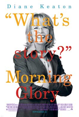 Morning Glory - 27 x 40 Movie Poster - Style D