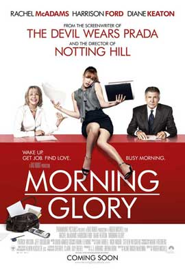 Morning Glory - 11 x 17 Movie Poster - UK Style A