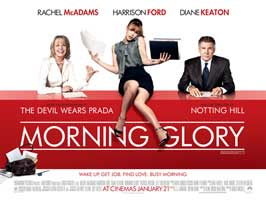 Morning Glory - 30 x 40 Movie Poster UK - Style A